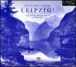 Leipzig! Romantic Music for Wind Octet