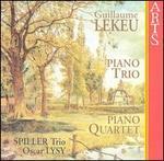 Lekeu: Piano Quartet; Piano Trio