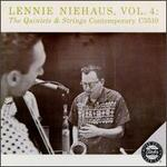 Lennie Niehaus, Vol. 4: The Quintets and Strings