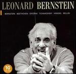 Leonard Bernstein conducts Bernstein, Beethoven, Dvor�k, Tchaikovsy, Handel, Bellini