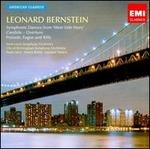 "Leonard Bernstein: Symphonic Dances from ""West Side Story""; Candide - Overture; Prelude, Fugue and Riffs"