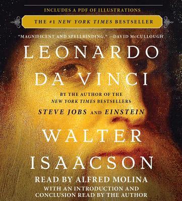 Leonardo Da Vinci - Isaacson, Walter, and Molina, Alfred (Read by)