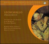Leoncavallo: Pagliacci - George Cehanovsky (vocals); Jussi Björling (vocals); Leonard Warren (vocals); Paul Franke (vocals); Richard Wright (vocals);...
