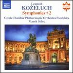 Leopold Kozeluch: Symphonies, Vol. 2