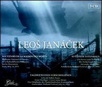 Leos Janácek: Aus einem Totenhaus; Tagebuch eines Verschollenen; Souvenirs de la Maison des Morts - Bernard Demigny (vocals); Caspar Broecheler (vocals); Chris Reumer (vocals); Chris Scheffer (vocals); Chris Taverne (vocals);...