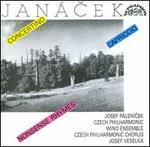 Leos Janácek: Concertino; Capriccio; Nonsense Rhymes