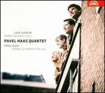 Leos Janácek: String Quartet No.1; Pavel Haas: String Quartets Nos. 1 & 3