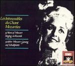 Les Introuvables du Chant Mozartien