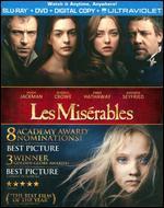 Les Miserables [2 Discs] [Includes Digital Copy] [UltraViolet] [Blu-ray/DVD]