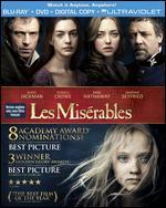 Les Miserables [Blu-ray/DVD]