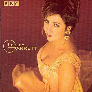 Lesley Garrett -