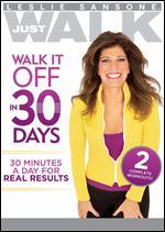 Leslie Sansone: Walk It Off in 30 Days -