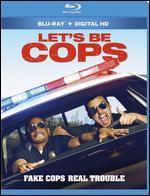 Let's Be Cops [Includes Digital Copy] [Ultraviolet] [Blu-ray] - Luke Greenfield