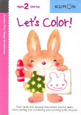 Let's Color! - Kumon Publishing (Creator)