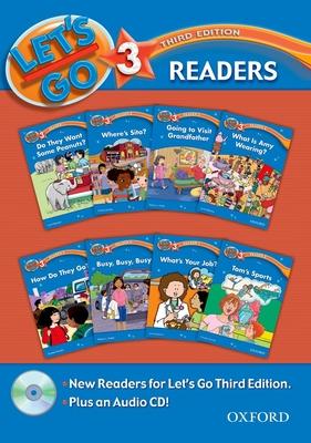 Let's Go 3 Readers - Nakata, Ritsuko, and Frazier, Karen, and Hoskins, Barbara