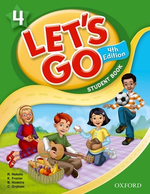 Let's Go: 4: Student Book -
