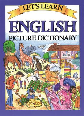 Let's Learn English Picture Dictionary - Goodman, Marlene