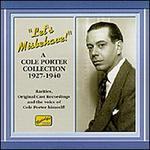 Let's Misbehave! A Cole Porter Collection, 1927-1940
