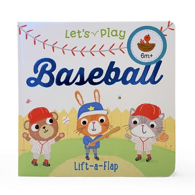 Let's Play Baseball - Swift, Ginger, and Waring, Zoe (Illustrator), and Cottage Door Press (Editor)