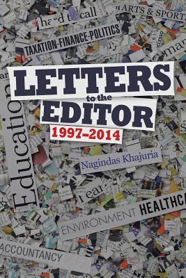 Letters to the Editor: 1997-2014 - Khajuria, Nagindas