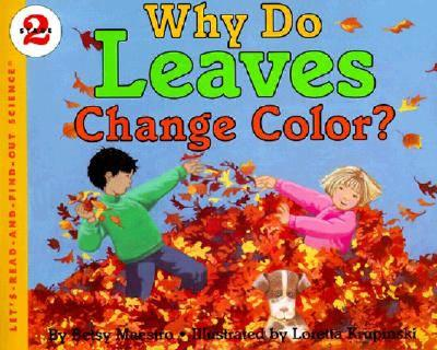 Library Book: Why Do Leaves Change Color? book by National ...