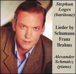 Lieder by Schumann, Franz, Brahms