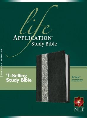 Life Application Study Bible-NLT - Tyndale House Publishers (Creator)