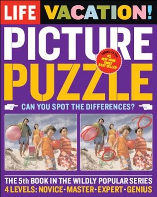 Life Picture Puzzle Vacations! - Sullivan, Robert (Editor)
