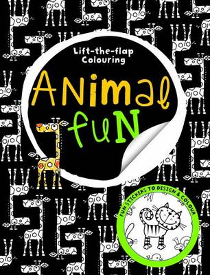 Lift-the-flap Animal Fun -
