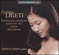 Ligeti: Piano Works - Lucille Chung (piano)