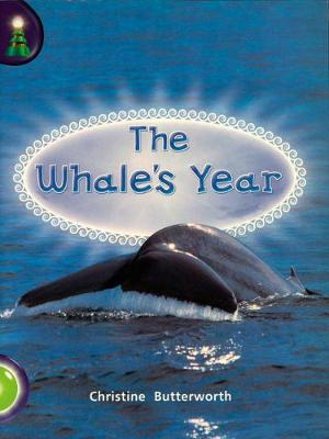 Lighthouse Year 1 Green: The Whale's Year - Butterworth, Christine