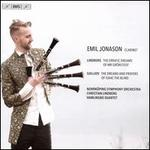 Lindberg: The Erratic Dreams of Mr Grönstedt; Golijov: The Dreams and Prayers of Isaac the Blind