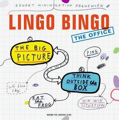 Lingo Bingo: The Office - Ellcock, Stephen