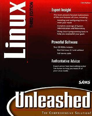 Linux Unleashed - Parker, Tim