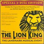 Lion King [Original Cast Recording] [Bonus DVD]