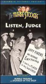 Listen Judge