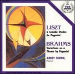 Liszt & Brahms: Etudes after Paganini