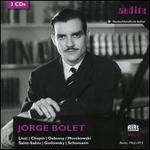 Liszt, Chopin, Debussy, Moszkowski, Saint-Saëns, Godowsky, Schumann