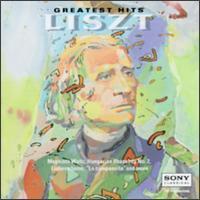 Liszt: Greatest Hits - Emanuel Ax (piano); Hiroko Nakamura (piano); Kazune Shimizu (piano); Philippe Entremont (piano); Vladimir Feltsman (piano)