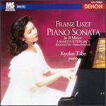 Liszt: Piano Sonatas/Rigoletto-Paraphrase