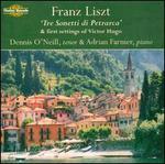 Liszt: Tre Sonetti di Petrarca