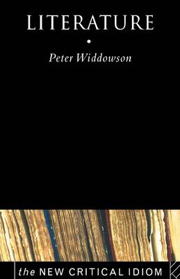 Literature - Widdowson, Peter