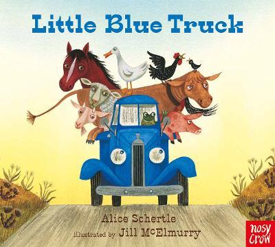 Little Blue Truck - Schertle, Alice