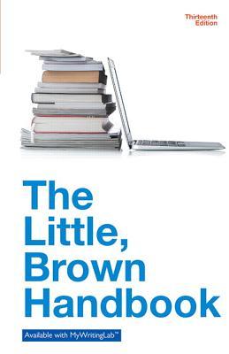 Little Brown Handbook - Fowler, H Ramsey, and Aaron, Jane E