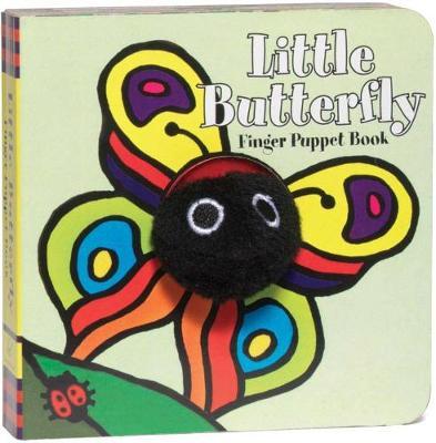 Little Butterfly Finger Puppet Book -
