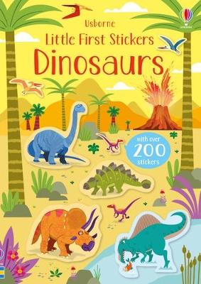 Little First Stickers Dinosaurs - Robson, Kirsteen