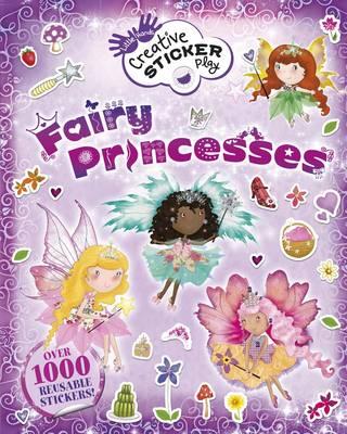 Little Hands Sticker Book-Fairy Princess - Munro, Fiona
