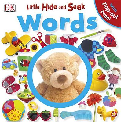 Little Hide and Seek: Words - Sirett, Dawn, and King, Dave (Photographer), and Hunt, Rachael Parfitt (Designer)