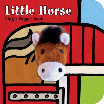 Little Horse Finger Puppet Book - Chronicle Books, and Imagebooks