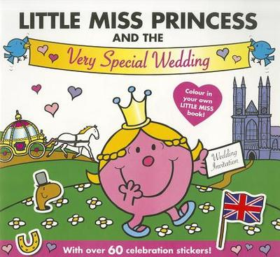 Little Miss Princess and the Very Special Wedding - Hargreaves, Roger